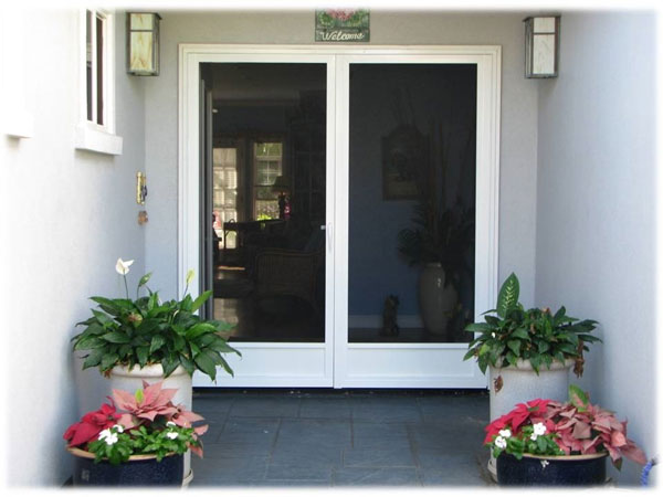 alumunim screen doors
