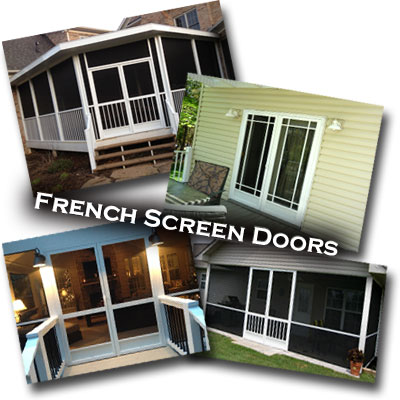 best french screen doors Houston LA
