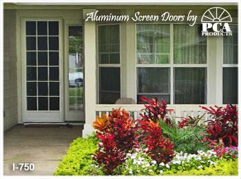 aluminum screen doors Honolulu, Waipahu, Kaneohe, Wahiawa, hawaii