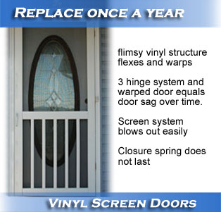 vinyl screen doors Maui,Wailuku, kahului, wailea, Kihei, hawaii,
