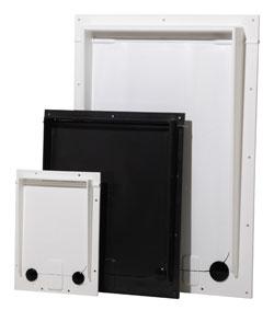 pet door for screen doors